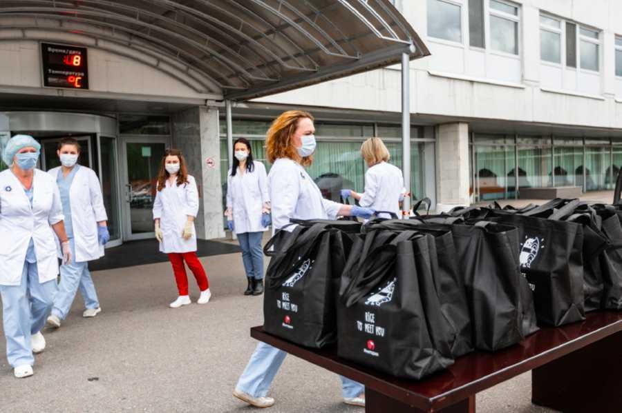 Якитория доставит обеды в азиатском стиле прямо в клинику